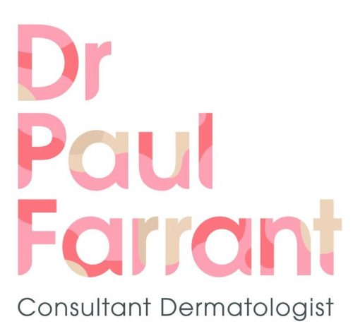 Dr Paul Farrant affiliate partner logo