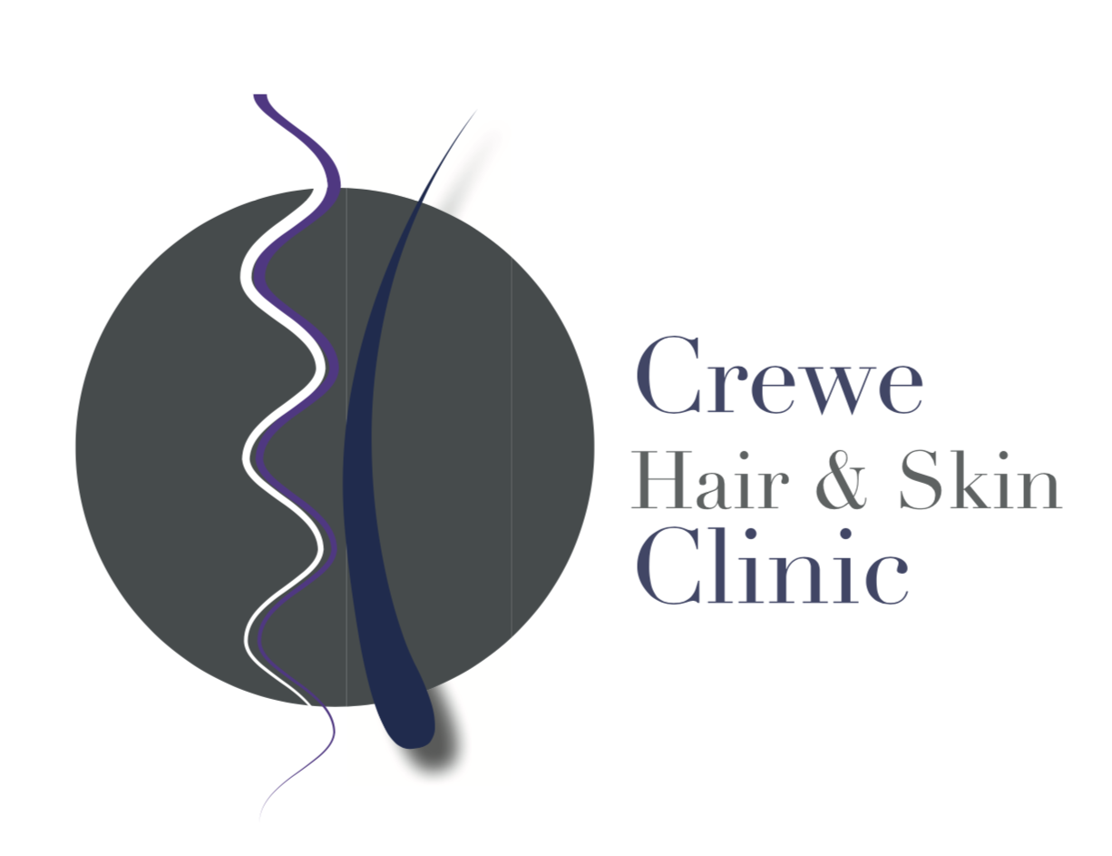 Crewe Hair and Skin Clinic affiliate partner logo