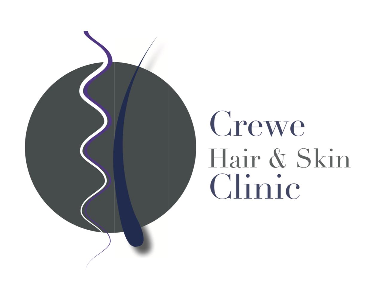 Crewe Hair and Skin Clinic affiliate partner logo