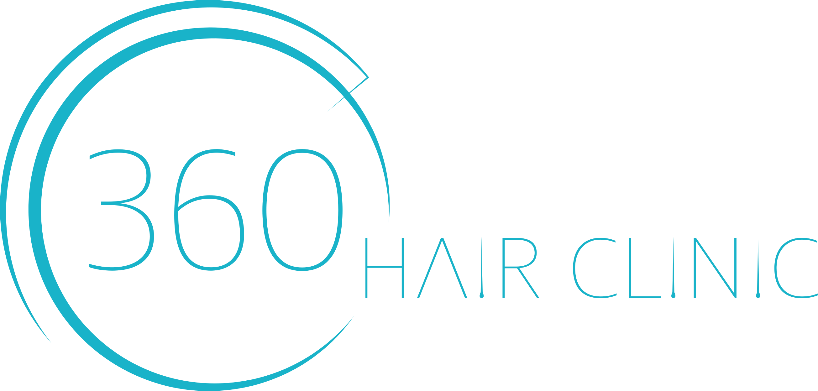 360 Hair Clinic affiliate partner logo