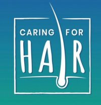 Caring for Hair affiliate partner logo