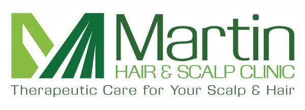 Martin Hair & Scalp Clinic affiliate partner logo
