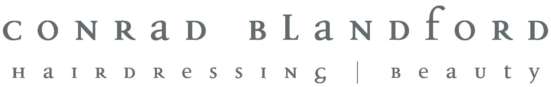 Conrad Blandford Hairdressing affiliate partner logo